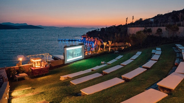 projektor domowe kino